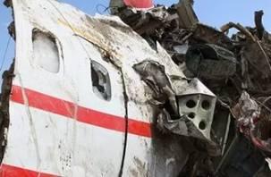 В Польше нашли следы тротила на обломках самолета, разбившегося под Смоленском