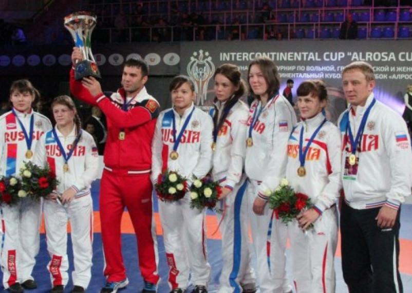 Смоленская студентка-вольница завоевала межконтинентальный кубок «Алроса»