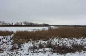 В Краснинском районе утонул мужчина