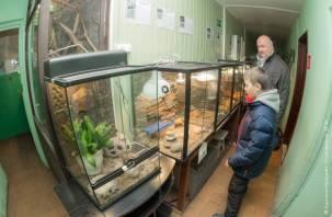 Смоляне собирают подарки для питомцев зоопарка
