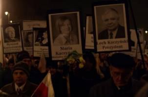 В Польше проведут эксгумацию президента Качиньского, погибшего в Смоленске