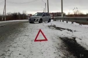 В Десногорске в ДТП пострадал человек