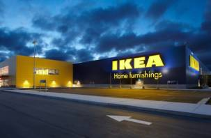 В Смоленской области районный суд арестовал 9,3 млрд руб на счетах IKEA