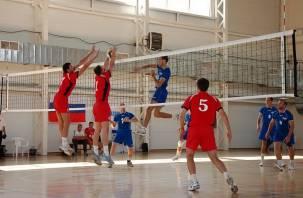 В Смоленске пройдут соревнования по волейболу и футболу