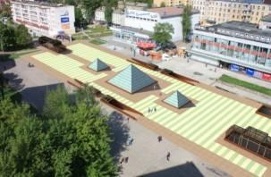 В центре Смоленска спроектировали подземный торговый центр