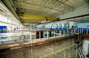 На Смоленской АЭС на ремонт отключен второй энергоблок