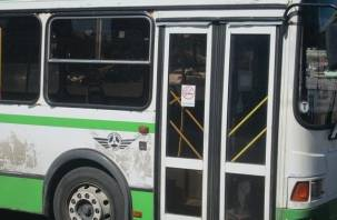 Грядут изменения в маршруте смоленского пригородного автобуса
