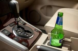 В Смоленской области за руль пьяными сели 24 человека