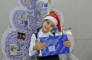 У смолян есть возможность исполнить новогоднюю мечту ребенка из детского дома