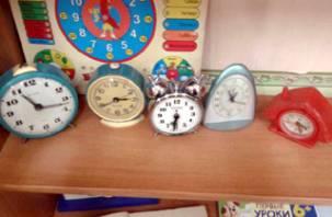 В Смоленске появился мини-музей времени