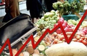 В Смоленской области цены выросли на 4,3% с начала года