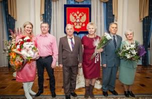 В Смоленске отметили праздник, посвященный Симеону и Иулиании