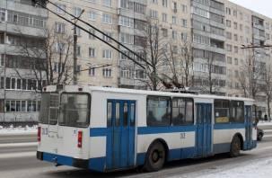 В Смоленске будет курсировать новый троллейбус №5