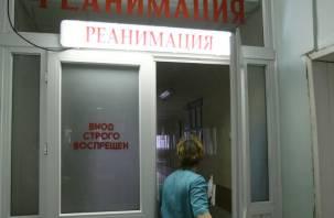 В Сафоновском районе в ДТП погиб маленький ребенок