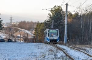 Пассажир смоленского трамвая рассказал, как ему ехалось по обновленному путепроводу