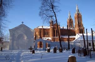 Смоленские католики отмечают Рождественский Сочельник