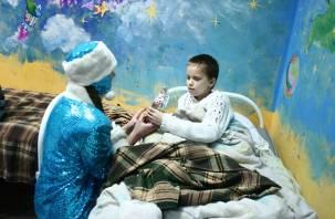 В Смоленске стартовала акция «Дари радость на Рождество»