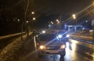 Администрация Смоленска уверена, что дороги в городе рушатся из-за плохой погоды