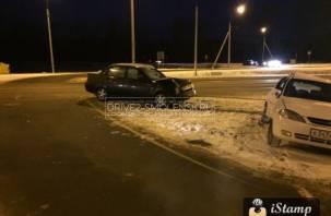 В результате серьезного ДТП под Смоленском пострадал человек