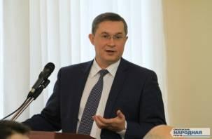 Лица Смоленского горсовета: фоторепортаж с избрания главы города