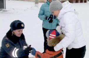 Полиция проведет для юных смолян особые «Новогодние каникулы»