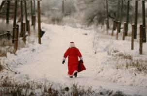 Смоленских детей лишили Деда Мороза