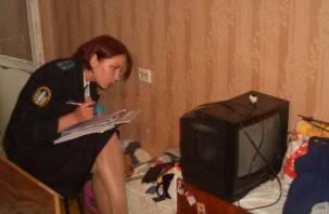 Смоленский алиментщик прятал арестованное имущество у новой жены