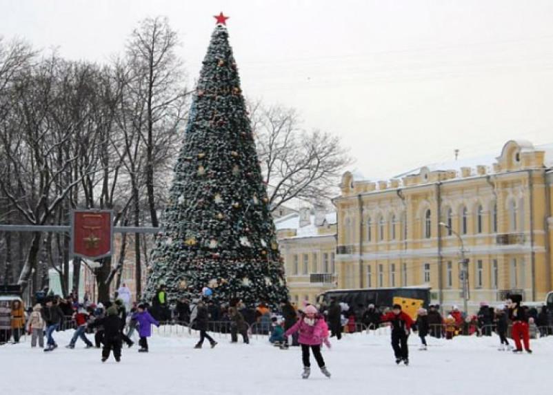 Стало известно, где в Смоленске можно покататься на коньках и лыжах