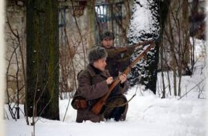 На Смоленщине отметили 75-летие освобождения села Слобода