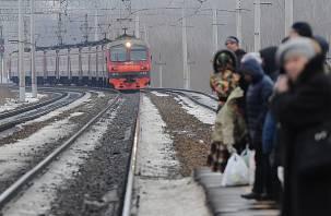 В Смоленской области поезд насмерть сбил мужчину