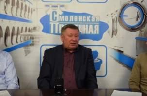 Александр Прохоров в программе «Смоленская прачечная»