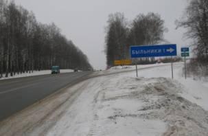 ОНФ и ГИБДД обследовали опасный дорожный участок в Смоленске