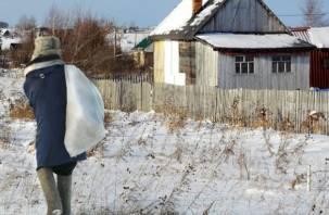 Смоленская пара обчистила дачу москвички