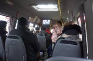 Смоленское МУТТП избавилось от алашеевских маршруток