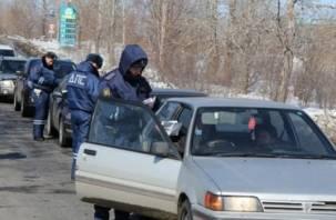 Сегодня в Смоленске пройдут сплошные проверки водителей