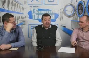 Смоленская прачечная «отстирала» предпринимателя Игоря Юхименко