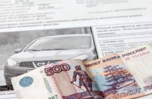 Смоленские водители заплатили судебным приставам более 80 млн рублей