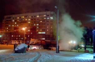 В Смоленске на Королевке начались ремонтные работы на теплосетях