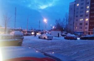 Член генсовета «Единой России» получил удовольствие в нечищеном Смоленске