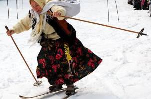 80-летние смоляне смогут встать на лыжи