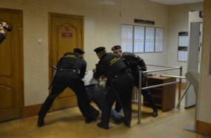 Смоляне пытались пронести в здание суда ножницы и отвертки