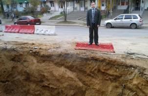 Алексей Островский взял на себя ответственность за теплоснабжение Смоленска