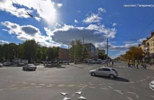 В Смоленске на некоторых улицах изменилась схема движения транспорта