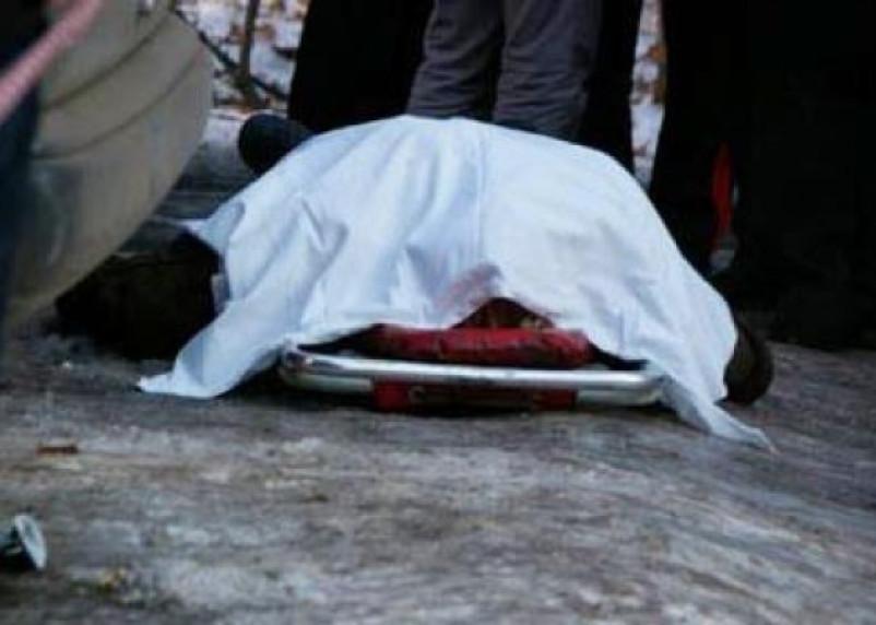 В Смоленске на улице найден труп мужчины
