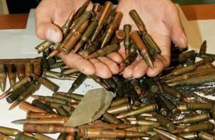Смолянин хранил у себя дома оружие времен Великой Отечественной войны