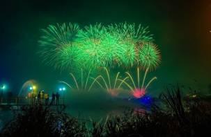 VII фестиваль фейерверков «Звездопад» станет изумрудным