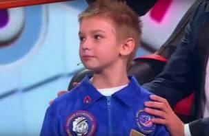 Юный смолянин прославился на программе «Лучше всех» (видео)