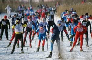 В Смоленске началась регистрация на «Лыжню России»