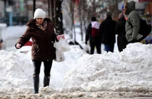 В День защитника Отечества в Смоленске потеплеет