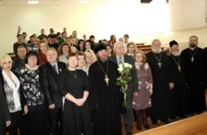 В Смоленском гуманитарном университете отметили День православной молодежи
